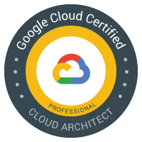 Professional Cloud Architect, Google Cloud Platform